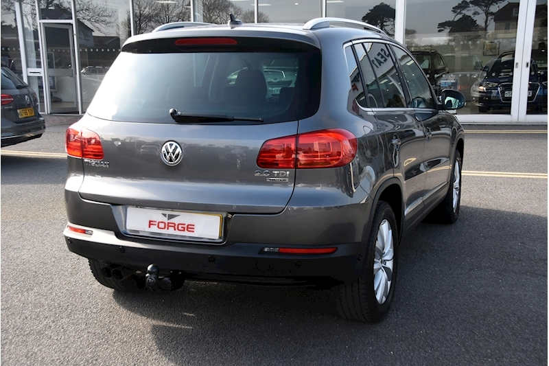Volkswagen Tiguan Match Tdi Bluemotion Technology 4Motion - Large 3