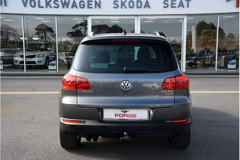 Volkswagen Tiguan Match Tdi Bluemotion Technology 4Motion - Large 4