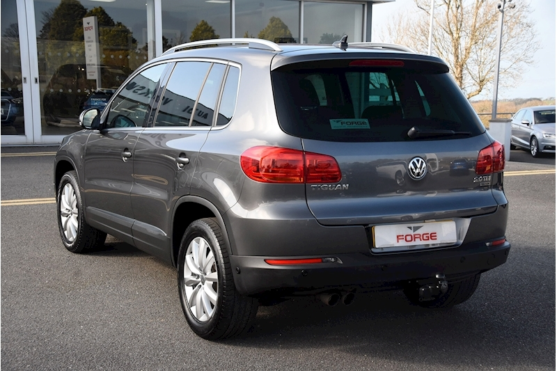 Volkswagen Tiguan Match Tdi Bluemotion Technology 4Motion - Large 5