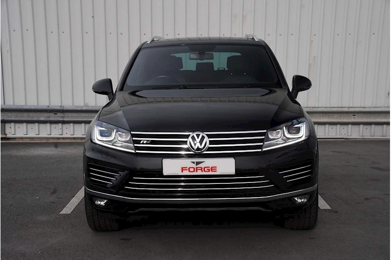 Volkswagen Touareg V6 R-Line Tdi Bluemotion Technology - Large 1