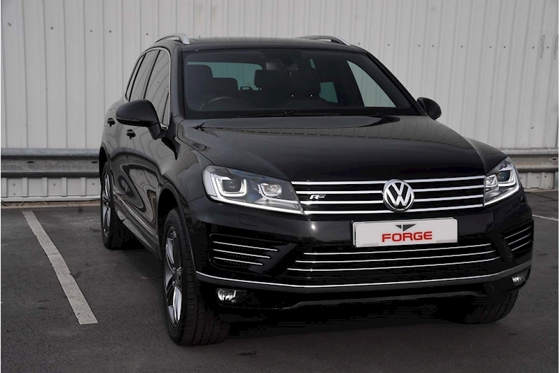 Volkswagen Touareg V6 R-Line Tdi Bluemotion Technology - Large 0