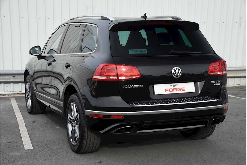 Volkswagen Touareg V6 R-Line Tdi Bluemotion Technology - Large 5
