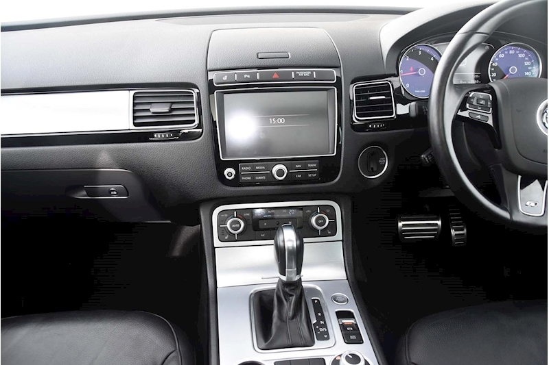 Volkswagen Touareg V6 R-Line Tdi Bluemotion Technology - Large 11