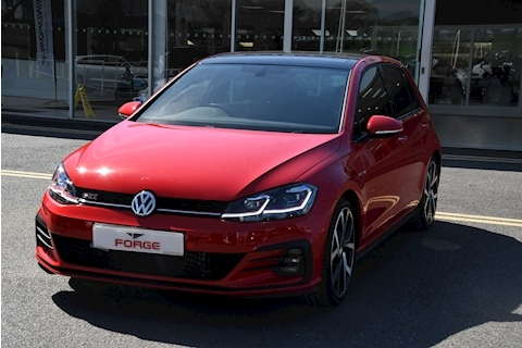 Golf Gti Performance Tsi Dsg Hatchback 2.0 Semi Auto Petrol