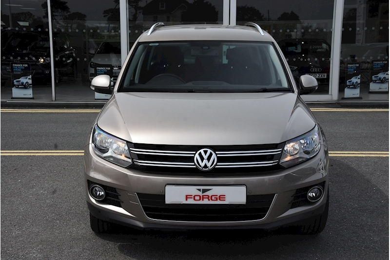 Volkswagen Tiguan Match Edition Tdi Bmt - Large 1