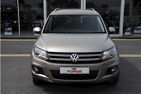 Tiguan Match Edition Tdi Bmt 2.0 5dr Estate Manual Diesel