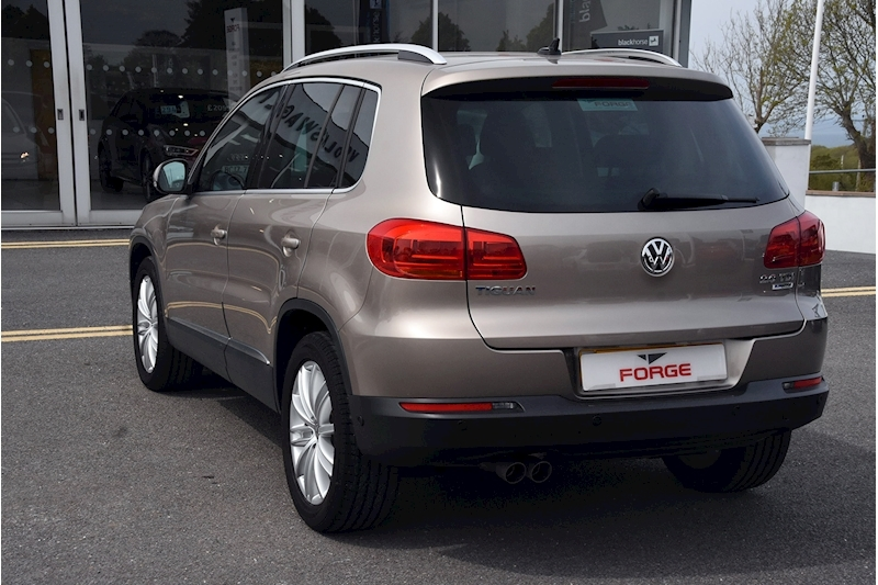 Volkswagen Tiguan Match Edition Tdi Bmt - Large 5