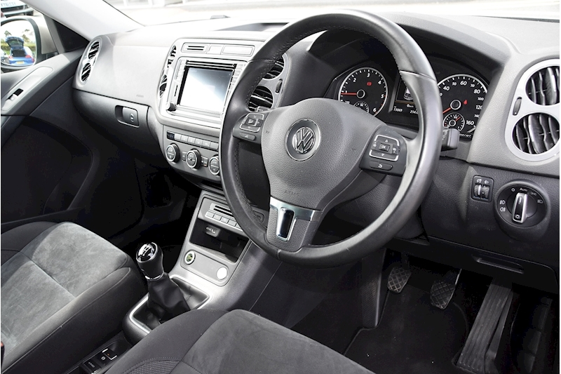 Volkswagen Tiguan Match Edition Tdi Bmt - Large 9