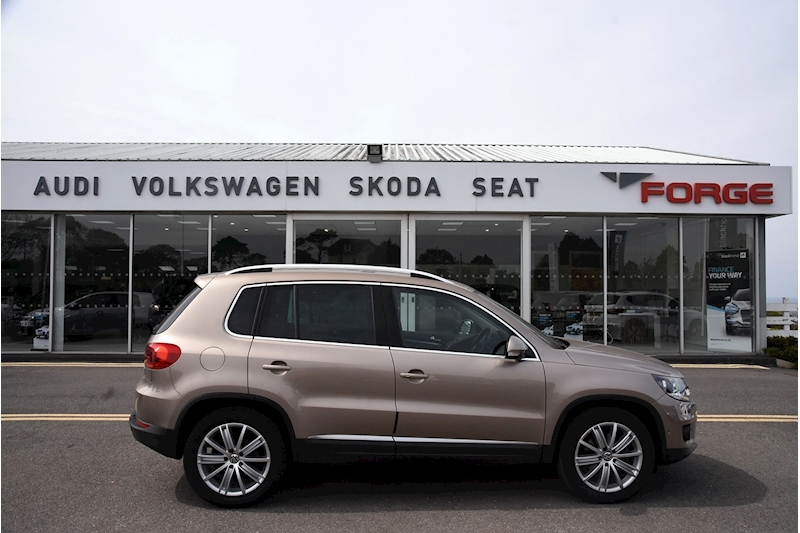 Volkswagen Tiguan Match Edition Tdi Bmt - Large 6