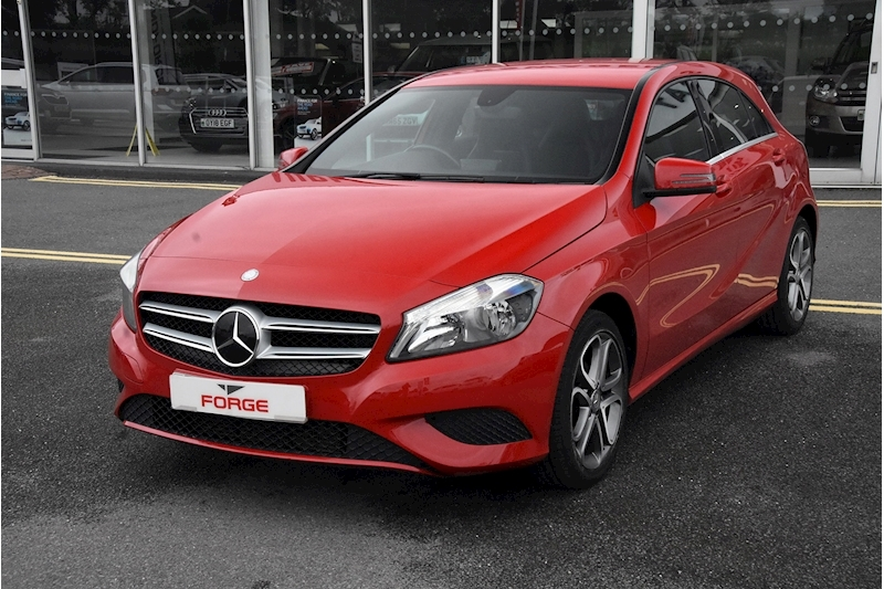 Mercedes-Benz A-Class A180 Cdi Blueefficiency Sport - Large 2