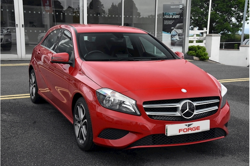 Mercedes-Benz A-Class A180 Cdi Blueefficiency Sport - Large 0