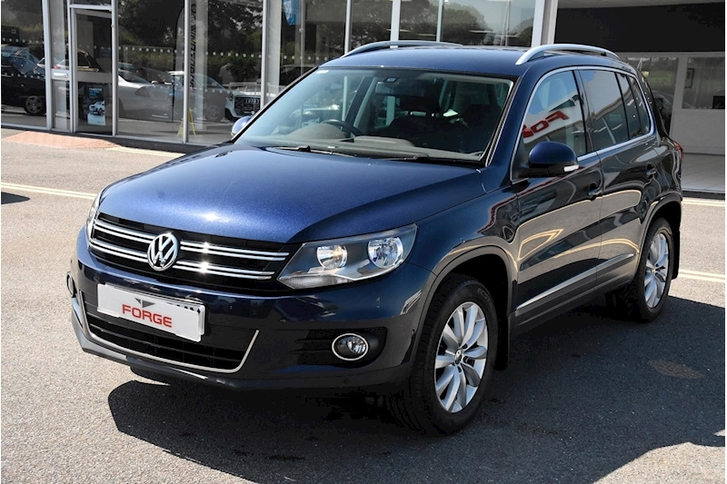 Volkswagen Tiguan Match Tdi Bluemotion Tech 4Motion Dsg - Large 2