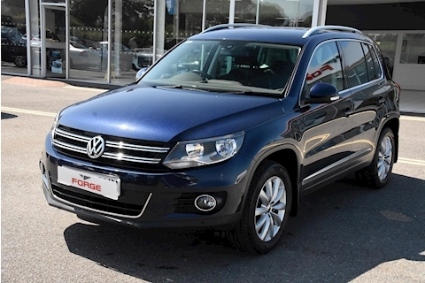 Tiguan Match Tdi Bluemotion Tech 4Motion Dsg 2.0 5dr Estate Semi Auto Diesel