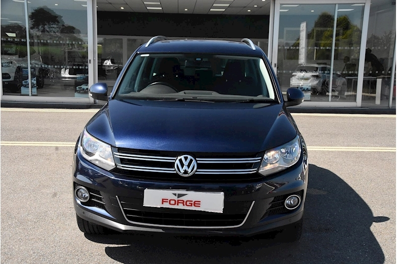 Volkswagen Tiguan Match Tdi Bluemotion Tech 4Motion Dsg - Large 1