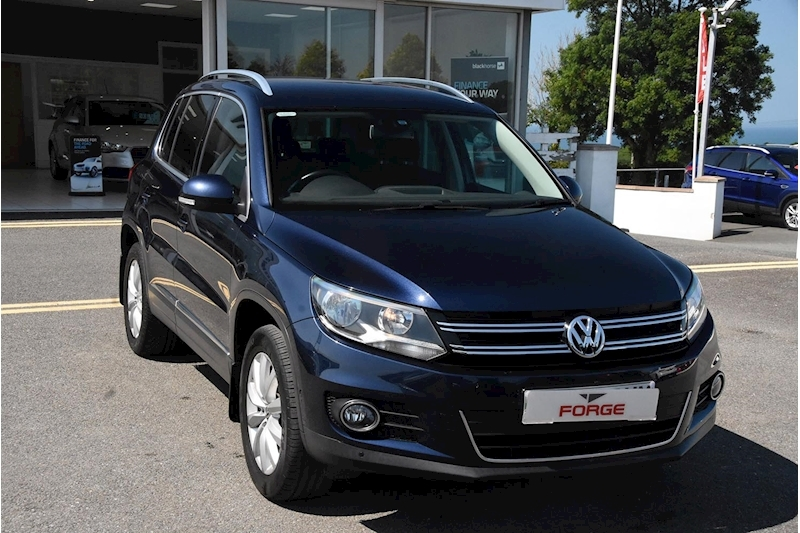 Volkswagen Tiguan Match Tdi Bluemotion Tech 4Motion Dsg - Large 0