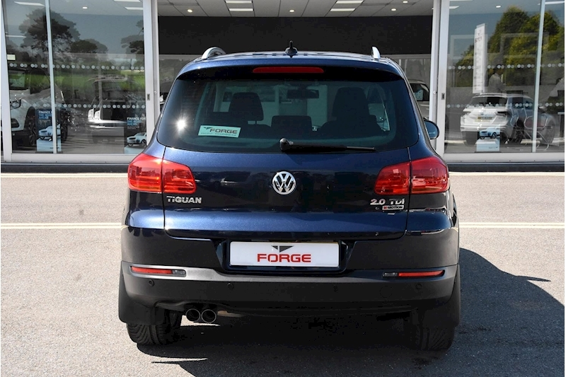 Volkswagen Tiguan Match Tdi Bluemotion Tech 4Motion Dsg - Large 4
