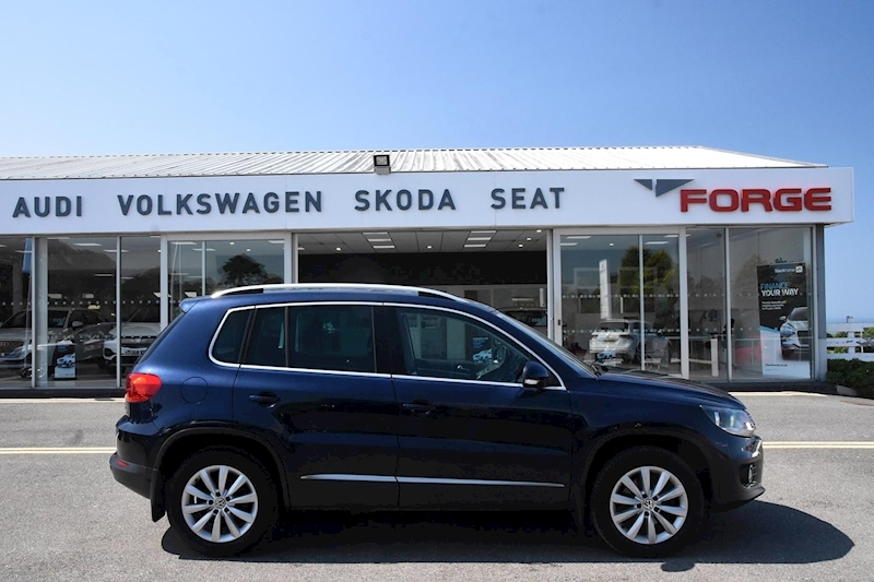 Volkswagen Tiguan Match Tdi Bluemotion Tech 4Motion Dsg - Large 6