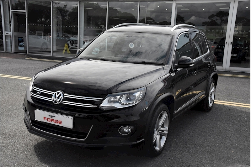 Volkswagen Tiguan R Line Tdi Bluemotion Technology 4Motion - Large 2