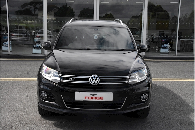 Volkswagen Tiguan R Line Tdi Bluemotion Technology 4Motion - Large 1