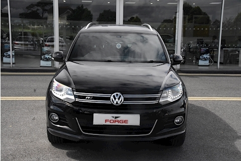 Tiguan R Line Tdi Bluemotion Technology 4Motion Estate 2.0 Manual Diesel
