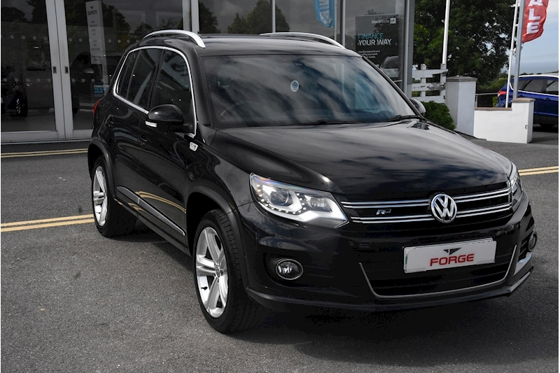 Volkswagen Tiguan R Line Tdi Bluemotion Technology 4Motion - Large 0