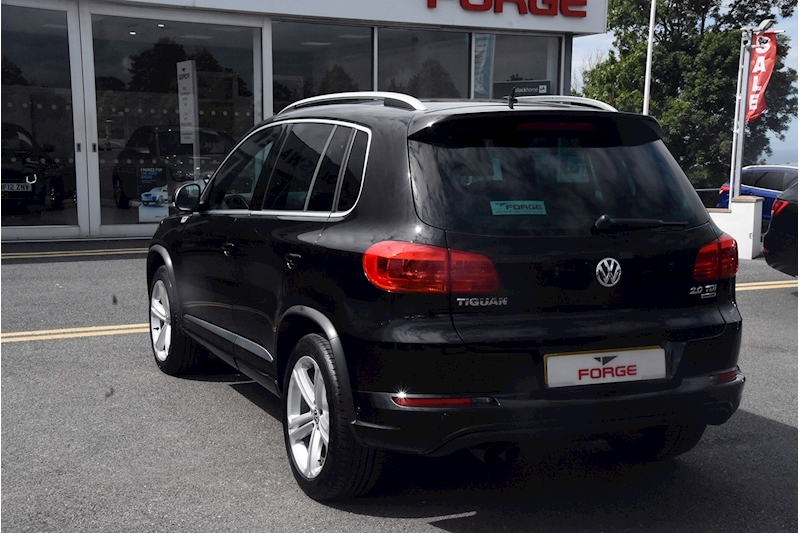 Volkswagen Tiguan R Line Tdi Bluemotion Technology 4Motion - Large 5