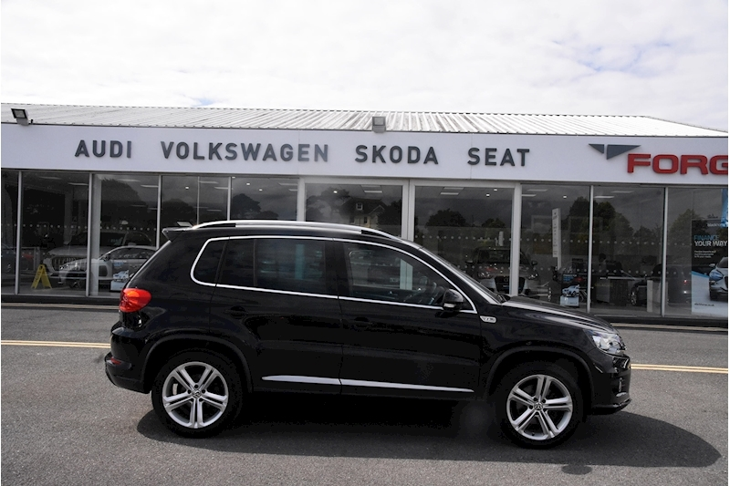Volkswagen Tiguan R Line Tdi Bluemotion Technology 4Motion - Large 6