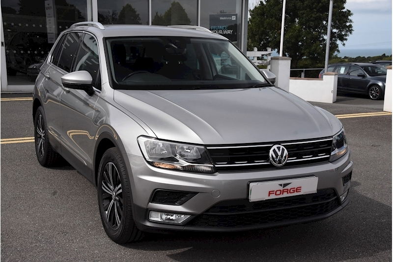 Tiguan Se Nav Tdi Bmt Estate 2.0 Manual Diesel