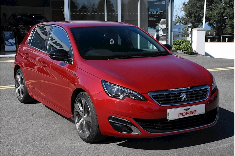 308 Blue Hdi S/S Gt Line Hatchback 2.0 Manual Diesel