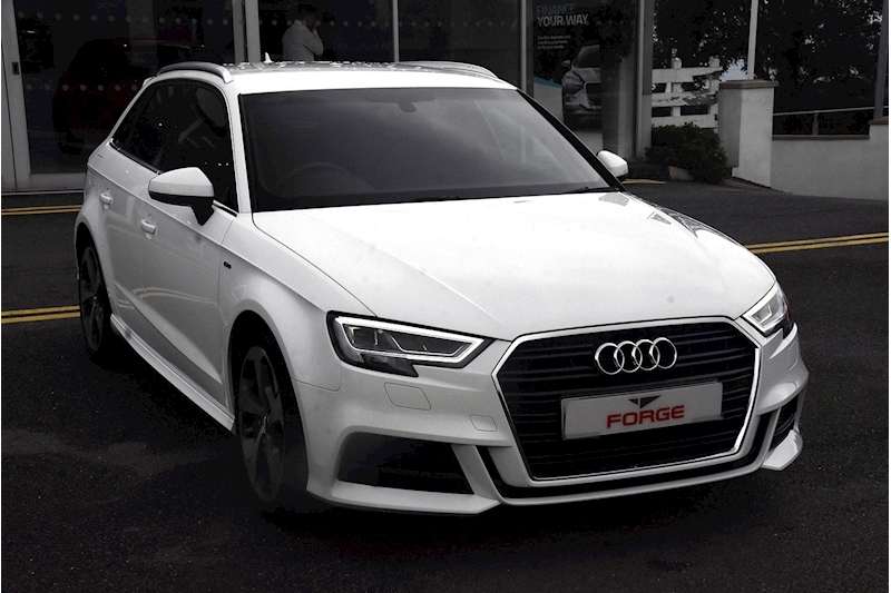 A3 Tfsi S Line 1.5 5dr Hatchback Manual Petrol