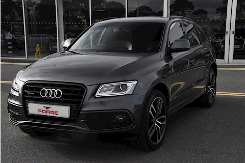 Q5 Tdi Quattro S Line Plus 2.0 5dr Estate Automatic Diesel