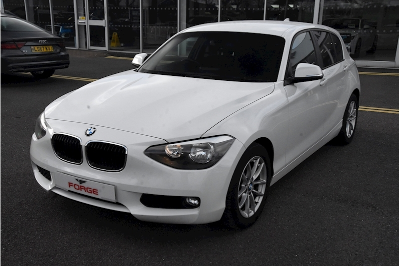 BMW 1 Series 116D Efficientdynamics - Large 2