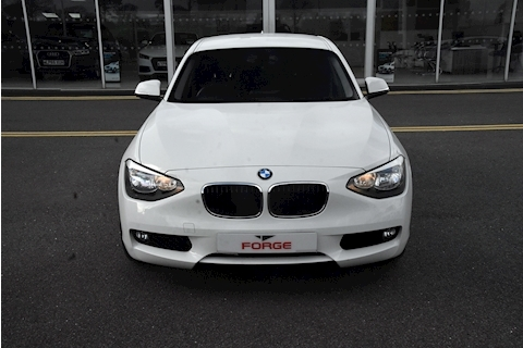 1 Series 116D Efficientdynamics Hatchback 1.6 Manual Diesel
