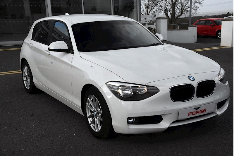 BMW 1 Series 116D Efficientdynamics - Large 0