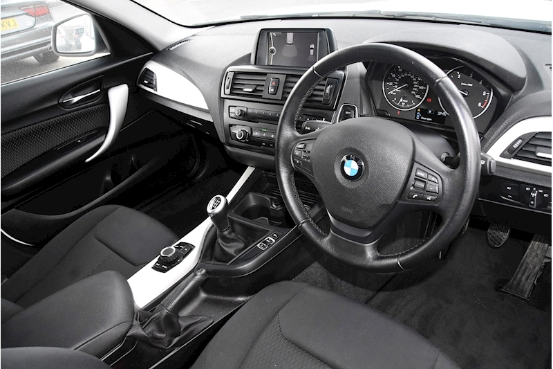 BMW 1 Series 116D Efficientdynamics - Large 21