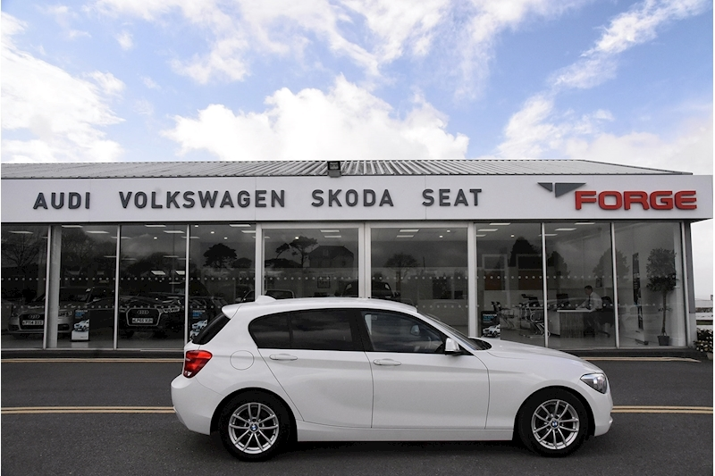 BMW 1 Series 116D Efficientdynamics - Large 7