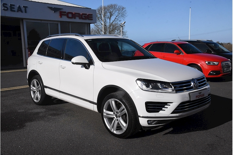 3.0 TDI V6 R-Line Plus SUV 5dr Diesel Tiptronic 4WD (s/s) (262 ps)