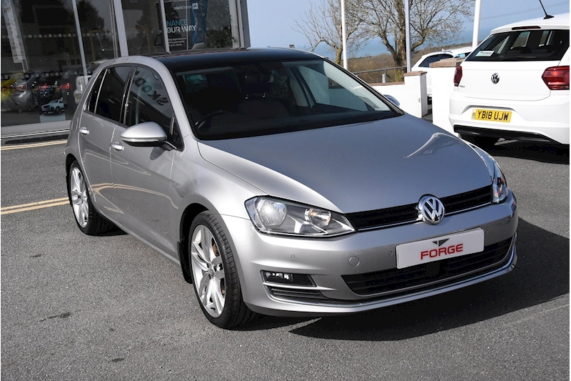 Volkswagen Golf TSI BlueMotion Tech GT Edition - Large 0