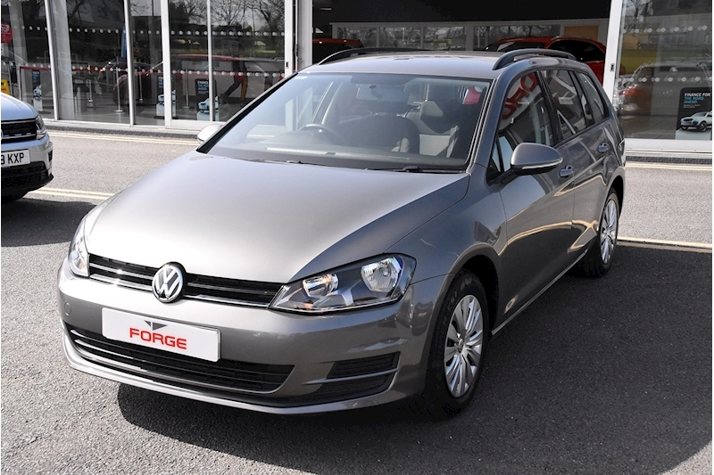 Volkswagen Golf TSI BlueMotion Tech S - Large 2
