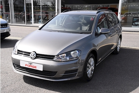 Golf TSI BlueMotion Tech S 1.2 5dr Estate Manual Petrol