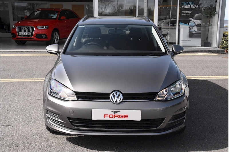 Volkswagen Golf TSI BlueMotion Tech S - Large 1