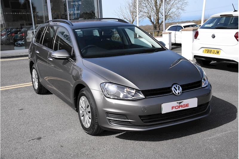 Volkswagen Golf TSI BlueMotion Tech S - Large 0