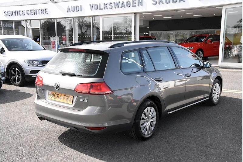 Volkswagen Golf TSI BlueMotion Tech S - Large 4