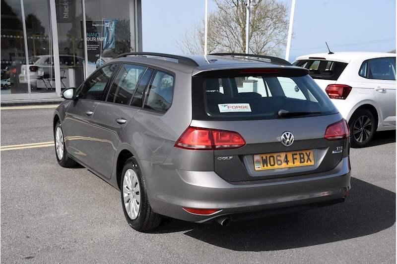 Volkswagen Golf TSI BlueMotion Tech S - Large 5