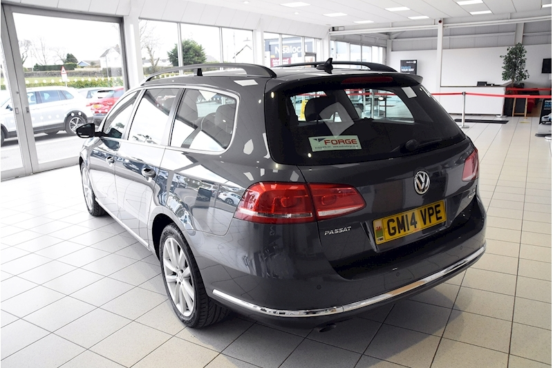 Volkswagen Passat TDI BlueMotion Tech Executive - Large 6
