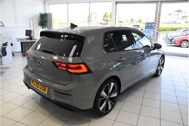 Volkswagen Golf TDI GTD - Large 12