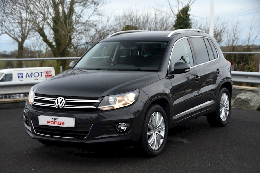 Volkswagen Tiguan Match Edition Tdi Bmt - Large 0