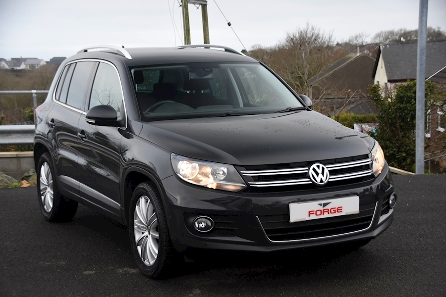 Volkswagen Tiguan Match Edition Tdi Bmt - Large 2