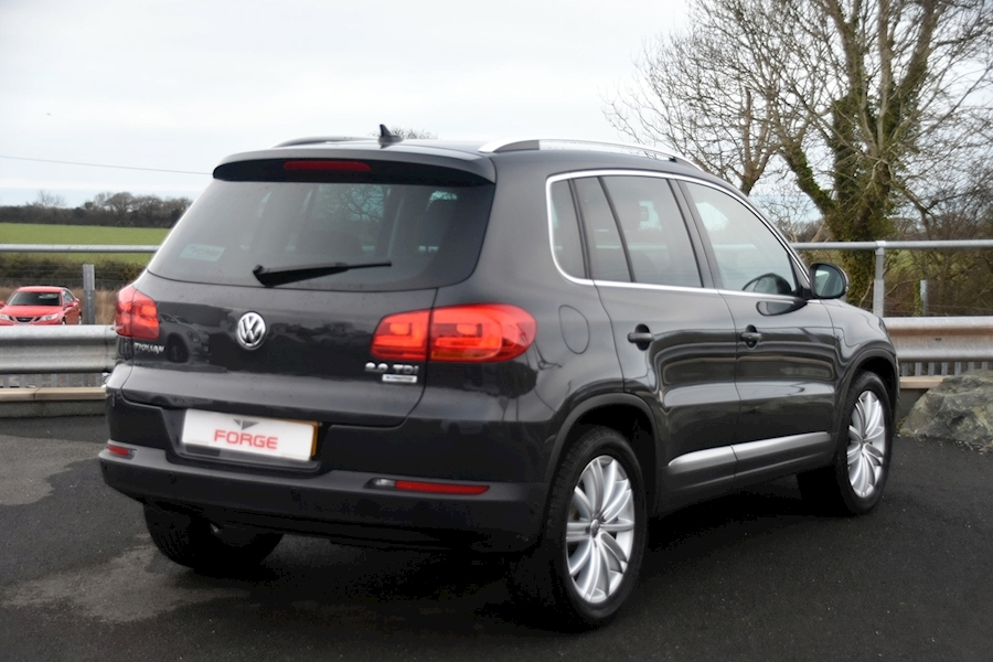 Volkswagen Tiguan Match Edition Tdi Bmt - Large 3