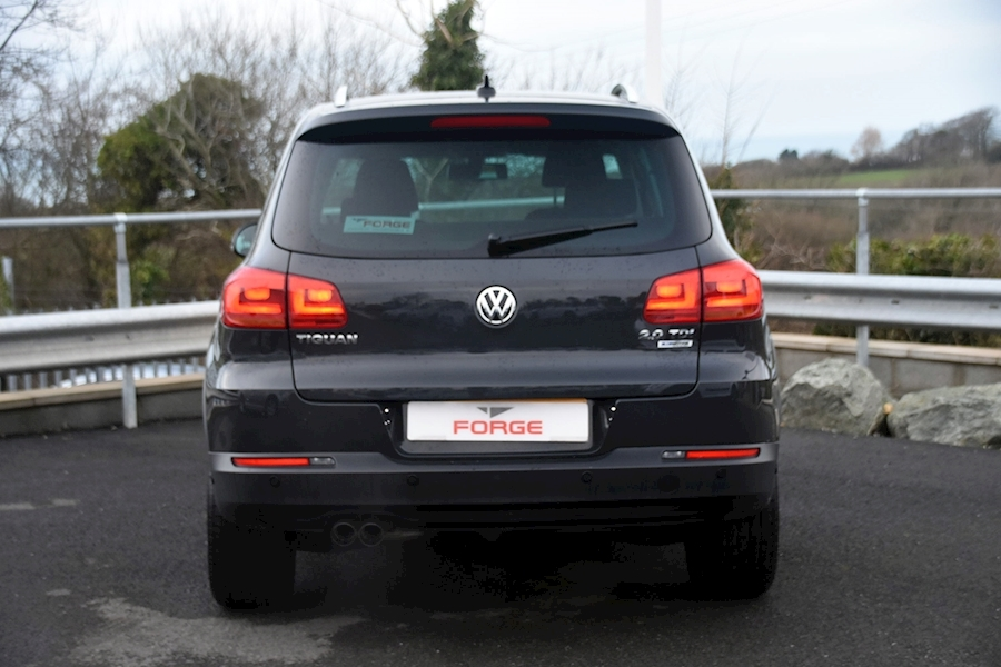 Volkswagen Tiguan Match Edition Tdi Bmt - Large 4